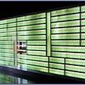 可口可樂博物館遊記 - 曲線瓶牆