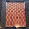 可口可樂博物館遊記 - 可樂瓶蓋迎賓地磚