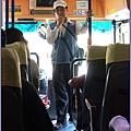 後慈湖之旅的導覽解說員:謝英雄先生