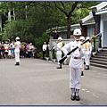 桃園大溪兩蔣文化園區 - 慈湖陵寢的衛兵交接儀式