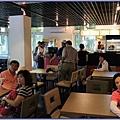 大溪後慈湖導覽行程 - 五號辦公室的餐飲區