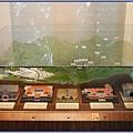 大溪後慈湖導覽行程 - 五號辦公室擺設的地理與建築模型
