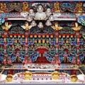 桃園市景福宮(桃園大廟)- 精緻華麗的斗拱之美
