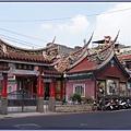 位於民權路、新民老街路口的桃園文昌廟(指南宮)