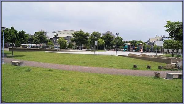 桃園市介壽公園 - 園區景觀