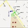 桃園市陽明社區公園 - 周邊導覽地圖