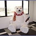 可口可樂博物館遊記 - 會發出聲音的北極熊