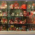 可口可樂博物館遊記 - 琳瑯滿目的可口可樂奧運紀念品展示櫃