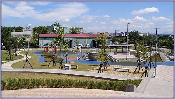 八德市大發休閒公園 - 園區景觀1