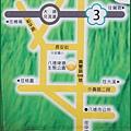 桃園八德埤塘生態公園 - 周邊導覽地圖