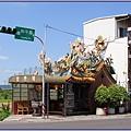桃園八德市和平路、榮興路交叉口旁的土地公廟《新豐宮》