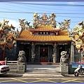 新竹峨眉富興老街上的義民廟《隆盛宮》