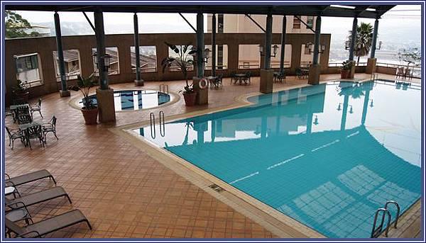 福華渡假別館 - 半露天游泳池