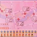 2012蘆竹桃園燈會 - 八仙蓋章位置圖