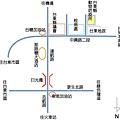 台東縣動物防疫所地形圖