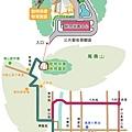 高雄市動物保護教育園區(壽山關愛園區)位置圖