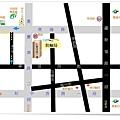 行政院農業委員會動植物防疫檢疫局(總局)交通位置圖