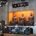 土城承天禪寺 - 古樸靜穆的大雄寶殿