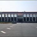 大溪兩蔣文化園區 - 大溪遊客中心的外觀照