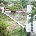 新竹五峰清泉部落 - 可直抵桃山國小的清泉二號吊橋
