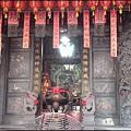 觀音山 - 主祀中壇元帥太子爺的凌奉宮 (正殿外觀照)