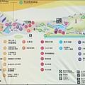 2010國際陶瓷藝術節的活動場地導覽地圖