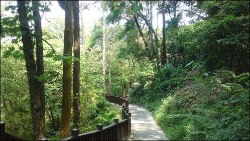 新竹北埔老街 - 幽靜的秀巒公園步道 1