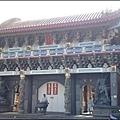 圓光禪寺的廟門照片.JPG