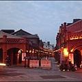 三峽老街的浪漫夜景-1