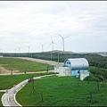 觀音海水浴場 - 壯觀的風力發電機組 2