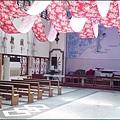 新竹湖口老街 - 老湖口天主堂的禮拜堂