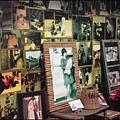 桃園龜山鄉眷村故事館 - 往昔回憶的照片牆