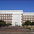 長庚大學第一醫學大樓正面照