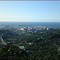 觀音山的雲海山景-4 (攝於民義路一段上)