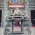 觀音草漯保障宮 - 雕工細膩華麗的天公爐
