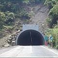新竹五峰清泉部落 - 桃山隧道 (全長389公尺)