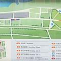 八里十三行博物館園區平面圖