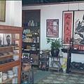 新竹湖口老街 - 湖口風情客家餐館 (原復興戲院) 玄關