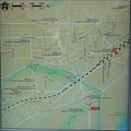 台北縣鶯歌老街觀光導覽地圖