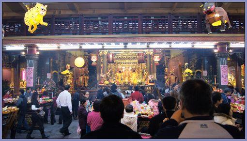 2011年北投關渡宮元宵燈會照片 - 05