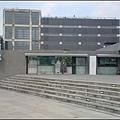 鶯歌陶瓷博物館 - 外觀照 (館後出入口方向)