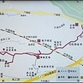 桃園蘆竹羊稠坑森林步道的登山路線圖.jpg