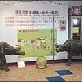 牛軋糖博物館 - 摸摸會帶來好運的功名牛
