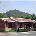 後慈湖之旅的集合/發車地點:戰糧補給站
