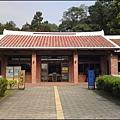 大溪兩蔣文化園區 - 慈湖遊客中心的外觀照