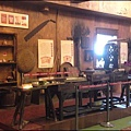 牛軋糖博物館 - 主題館區內的牛軋糖傳統製法介紹