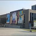 鶯歌陶瓷博物館 - 外觀照 (館前大門口方向)