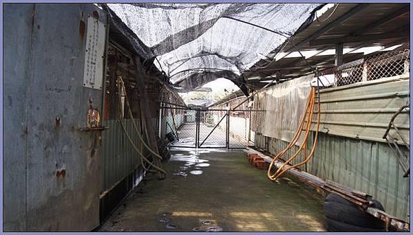 八里保育場 - 內部空間