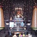 蘆竹觀音寺 - 一樓正殿內供奉的千手觀音