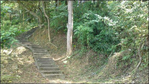 新竹北埔老街 - 幽靜的秀巒公園步道 2